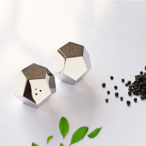 Dodeca Salt & Pepper Shakers