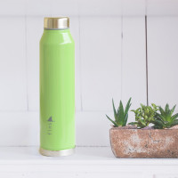 Fins Water Bottle - Green