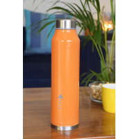 Fins Water Bottle -Orange